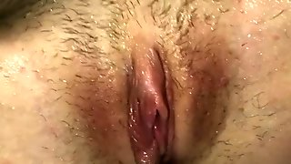 Watch me touch my tight hairy pussy