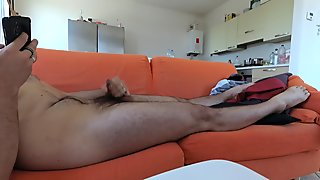 horny italian guy want to cum