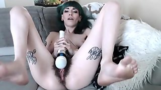 Dirty Feet Hairy Holes Hitachi Cum