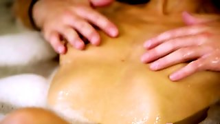 Hot Avi takes off her clothes and fucked