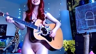 guitar webcam