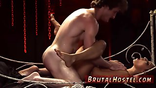 Hairy slave first time Poor little Jade Jantzen, she just wi