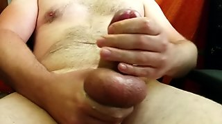 Daddy Edges Big Thick Cock & Cums (Dd/Lg)